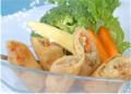 Vegetarian Spring Roll & Taro Spring Roll