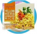 Thai Yellow Herb Fried Germinated Rice