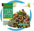 Thai Green Curry Fried Germinated Rice