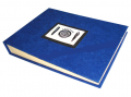 Blue Photo Album