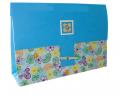 Blue Paper Folder