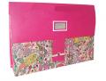 Pink Paper Folder