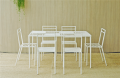 Potter Rectangular Dining Set (available with 4 or 6 dining chairs)