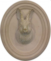 Rabbit Trophy Frame