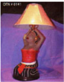 Artificial Crafts lamp