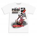 White Fcci T-shirt