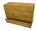 Wood modern drawer