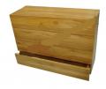 Wood modern drawer