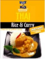 Instant Thai Rice & Yellow Curry 3