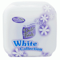 Daily Fresh White collection length napkins