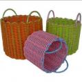 Set3, round basket with handle