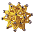 Magnetic Сonstruction Toy