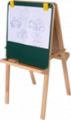 Standing easel for children