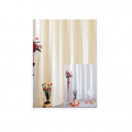 Poly-plus shower curtain