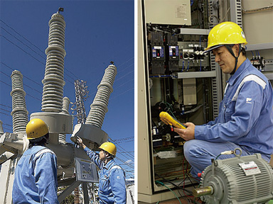 Engineering Services for Heavy Electrical Machinery
