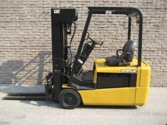 Rental trucks, loaders